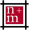 Nelson + Morgan Architects, Inc. Mobile Logo
