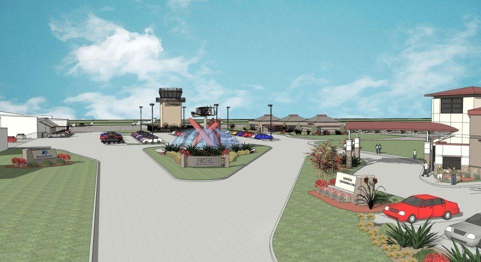 Denton Airport